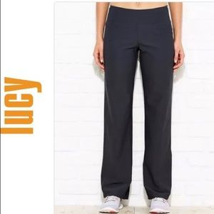 Lucy Everyday Collection yoga pants Grey small
